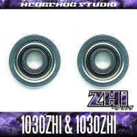 """Kattobi"" Spool Bearing Kit - ZHi -【1030ZHi & 1030ZHi】for STEEZ SV TW, ZILLION SV TW, SS SV, STEEZ SV, STEEZ LTD SV"