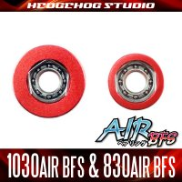 """Kattobi"" Spool Bearing Kit - AIR BFS - 【1030AIR BFS & 830AIR BFS】 for TATULA, PX Type-R, PX68, ALPHAS FINESSE CUSTOM"