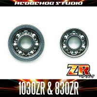 """Kattobi"" Spool Bearing Kit - ZR - 【1030ZR & 830ZR】 for CASPRO METAL LIGHT series"
