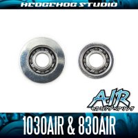 """Kattobi"" Spool Bearing Kit - AIR CERAMIC - 【1030AIR & 830AIR】 for CASPRO METAL LIGHT series"