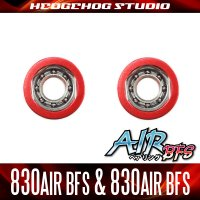 """Kattobi"" Spool Bearing Kit - AIR BFS - 【830AIR BFS & 830AIR BFS】 for PX68 Finess Spool, Presso"