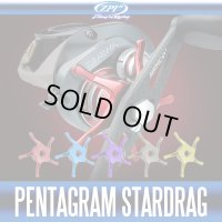 【ZPI】 Pentagram Star Drag PSD-05 (for Daiwa)