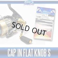 【ZPI】  Cap In Flat Knob S Premium *HKPM