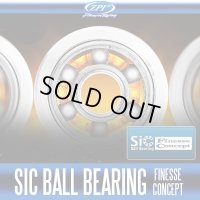 【ZPI】 Antirust Sic Ceramic Ball Bearing Finesse Concept [1034-1034] (3 mm ×10 mm ×4 mm)