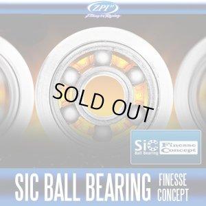 Photo1: 【ZPI】 Antirust Sic Ceramic Ball Bearing Finesse Concept [1034-1034] (3 mm ×10 mm ×4 mm)