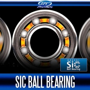 Photo1: 【ZPI】 Antirust Sic Ceramic Ball Bearing