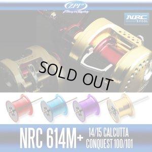Photo1: 【ZPI】 NRC614M+ Spool For SHIMANO 14・15 CALCUTTA CONQUEST 100,101