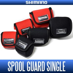 Photo1: 【SHIMANO】 Spool Guard (Spool Case) Single PC-018L