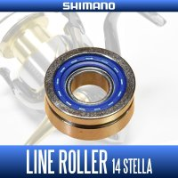 [SHIMANO Genuine Product] Line Roller for 14 STELLA (1 pieces)