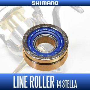 Photo1: [SHIMANO Genuine Product] Line Roller for 14 STELLA (1 pieces)