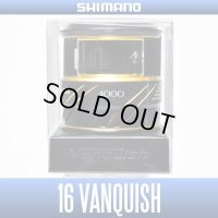 【SHIMANO】 16 VANQUISH 4000 Spare Spool