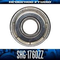 SHG-1760ZZ 6mm×17mm×6mm