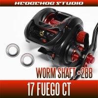 [DAIWA] Worm Shaft Bearing kit for 17 FUEGO CT (+2BB)