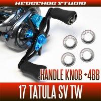 [DAIWA] Handle Knob Bearing kit for 17 TATULA SV TW (+4BB)