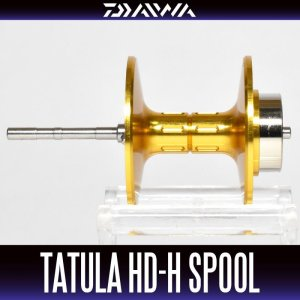 Photo1: [DAIWA original] TATULA HD Spare Spool GOLD