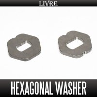 [LIVRE] Hexagonal Washer t1.5 for quick change system