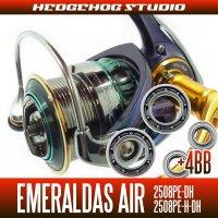 15 EMERALDAS AIR 2508PE-DH, 2508PE-H-DH  Full Bearing Kit