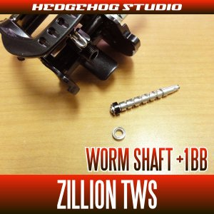 Photo1: [DAIWA] Worm Shaft Bearing kit for ZILLION TWS(USA MODEL) (+1BB)