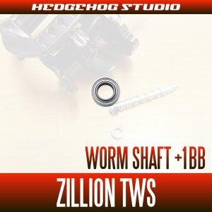 Photo2: [DAIWA] Worm Shaft Bearing kit for ZILLION TWS(USA MODEL) (+1BB)
