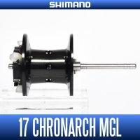 [SHIMANO genuine product]  17 CHRONARCH MGL Spare Spool