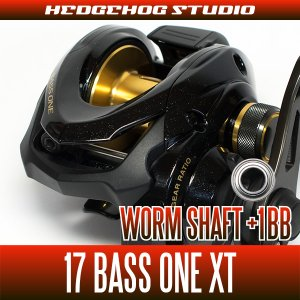 Photo1: [SHIMANO] Worm Shaft Bearing kit for 17 BASS ONE XT (+1BB)