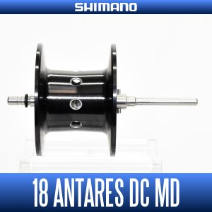 Photo1: 【Shimano genuine】 18 Antares DC MD XG genuine spare spool (18 ANTARES DC MD)