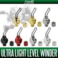 [Avail] ABU ULTRA LIGHT LEVEL WINDER SET (for ABU Ambassadeur 2500C series)