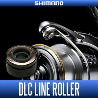 [SHIMANO Genuine Product] DLC Line Roller for 18 STELLA (1 piece)
