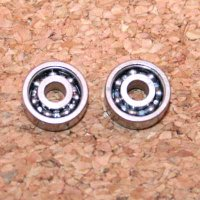 [Haneda craft] Ball Bearings TWC Bronze Model/ flat/  2 is 1pair(HND015)