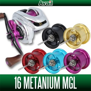 Photo1: [Avail] SHIMANO 16 METANIUM MGL for Microcast Spool [MT1620RI, MT1636RI, MT1670R]