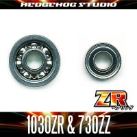 """Kattobi"" Spool Bearing Kit - ZR- 【1030ZR&730ZZ】 for ALDEBARAN BFS, CALCUTTA CONQUEST 50"