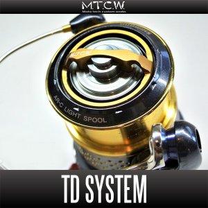 Photo1: [MTCW] TD System Drag Knob