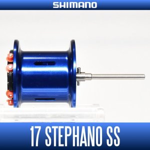 Photo1: [Shimano genuine] 17 Stefano SS for spare spool (filefish bait reel for the dedicated Salt Water)