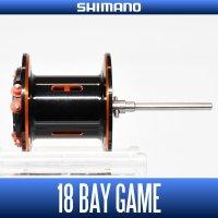 [Shimano genuine] 18 Bay game for spare spool (Tairaba, light jigging, cutlass fish, flounder, filefish, such as Takoegi)