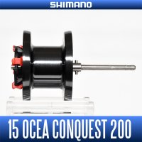 [Shimano bait genuine parts for reel] 14-15 Oshia Conquest No. 200 for spare spool (Shimano bait reel Offshore jigging)