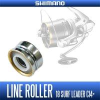 [Shimano genuine] 18 surf leader CI4 + for genuine line roller