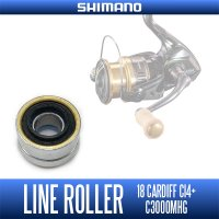 [Shimano genuine] 18 genuine line roller for Cardiff CI4 + C3000MHG