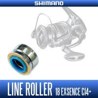 [SHIMANO genuine] LINE ROLLER for 18 EXSENCE CI4+
