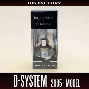 Photo1: [IOS Factory] D-System (for DAIWA drag tuning kit)