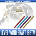 [SHIMANO] Level Wind Shaft LVSH-18BTM (for 18 Bantam MGL)