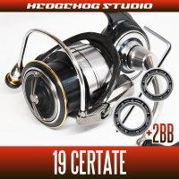 [DAIWA] 19 CERTATE LT2500S, LT2500S-XH, LT2500-H, LT3000-CXH, LT3000S-CH-DH, LT3000, LT3000-XH, LT4000-C, LT4000-CXH, LT5000D-CXH, LT5000D, LT5000D-XH for MAX12BB full bearing tuning kit (Sea bass, Shore jigging, Rock fish, Surf)