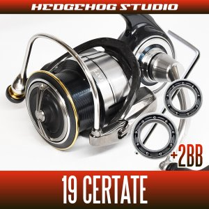 Photo1: [Daiwa] 19 Seruteto LT2500S, LT2500S-XH, LT2500-H, LT3000-CXH, LT3000S-CH-DH, LT3000, LT3000-XH, LT4000-C, LT4000-CXH for MAX12BB full bearing tuning kit (Chivas Shoajigi Rock such as fish Surf)