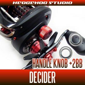 Photo1: [ABU] Handle Knob Bearing Kit (+ 2BB) for DECIDER