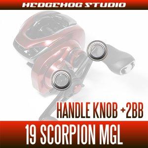 Photo2: [SHIMANO] Handle Knob Bearing kit for 19 Scorpion MGL (+2BB)