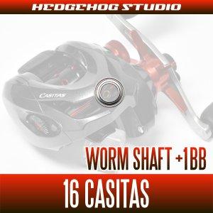 Photo2: [SHIMANO] Worm Shaft Bearing Kit for 16 CASITAS MGL (+1BB)