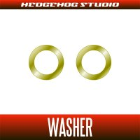 P-WA 8mm×12mm×0.50mm - Brass (2 Pieces)
