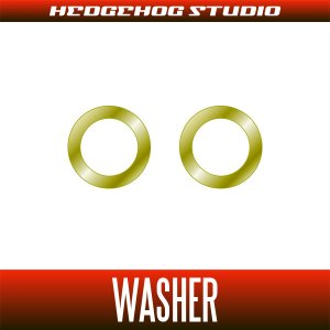 Photo1: P-WA 8mm×12mm×0.50mm - Brass (2 Pieces)