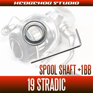 Photo2: [SHIMANO] 19 STRADIC  1000S - 3000MHG Spool Shaft 1 Bearing Kit M size