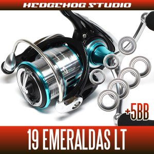 Photo1: 19 EMERALDAS LT 2500S-DH, 2500S-H-DH, 3000S-C-DH, 3000S-CH-DH forMAX12BB Full Bearing Kit (19EMERALDAS · Egingu-squid)