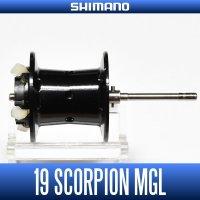 [SHIMANO genuine product] 19 Scorpion MGL Spare Spool (Bass Fishing)